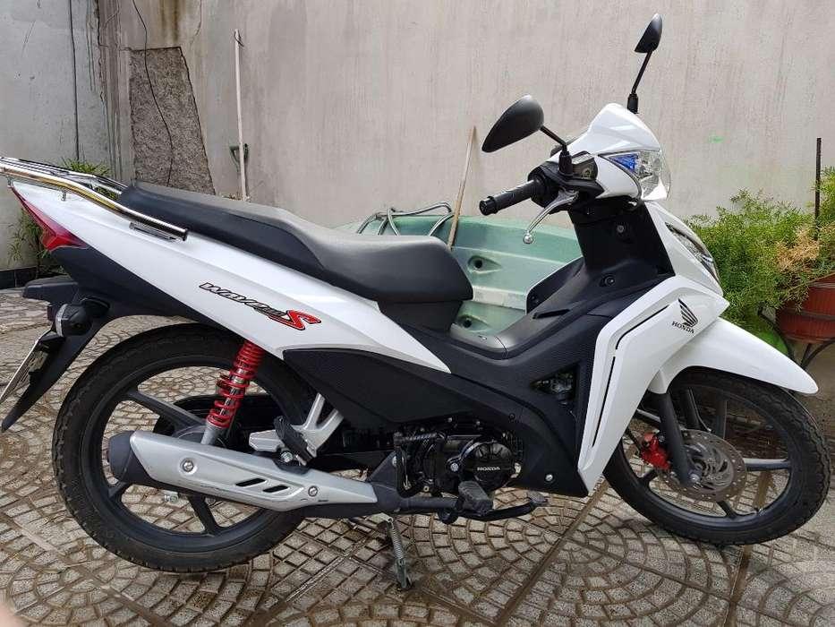 Honda Wave 110s Full