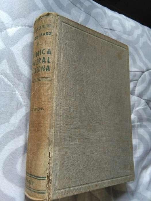 Química General Moderna Babor Ibarz LIBRO 5a edicion 1956