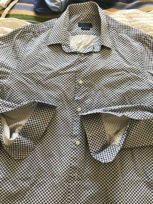 Camisa ZARA man slim fit 40