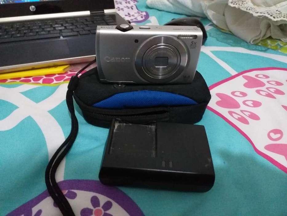 Camara Canon A2600 16x Megapixeles