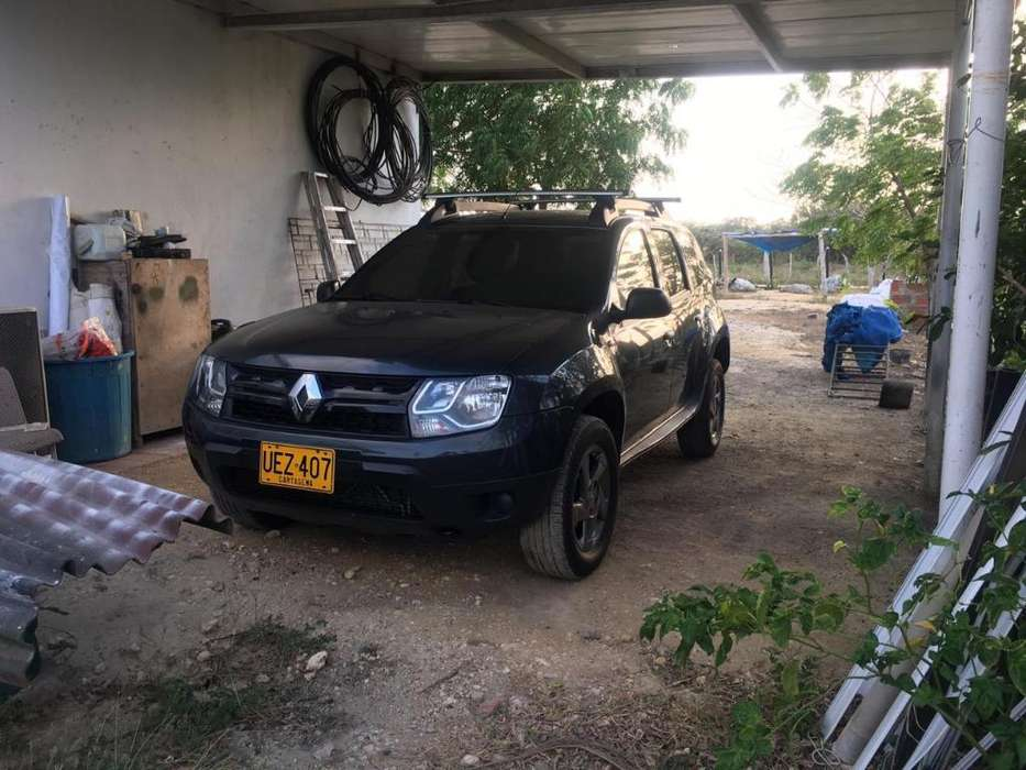 Renault Duster 2017 - 49150 km