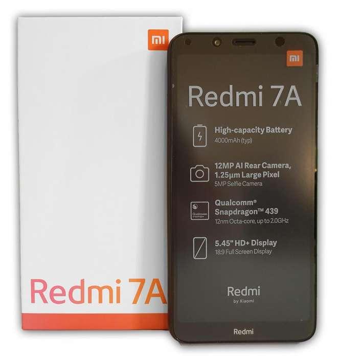 Xiaomi Redmi 7A 32gb 4G LTE