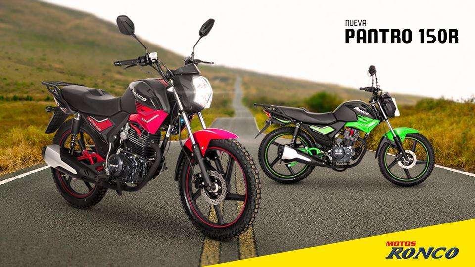 MOTO LINEAL RONCO PANTRO 150R