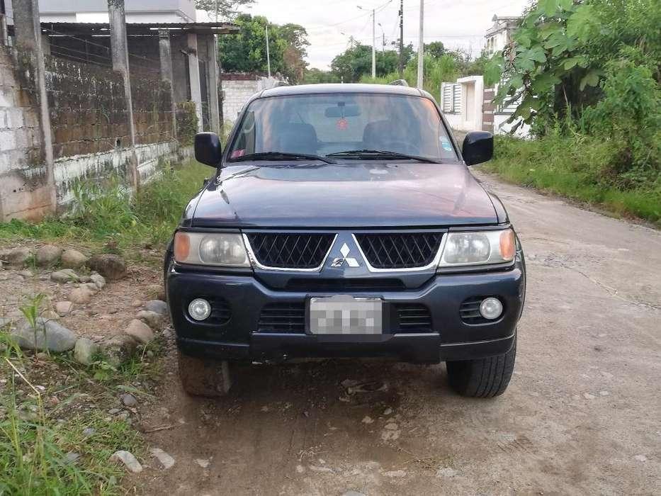 Mitsubishi Montero 2006 - 2800000 km