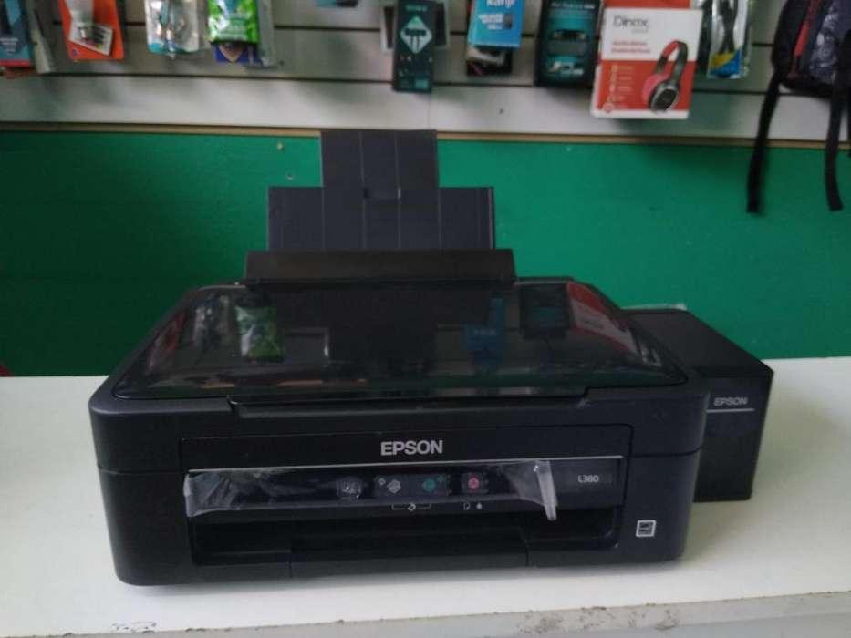 <strong>impresoras</strong> Epson Outlet L380