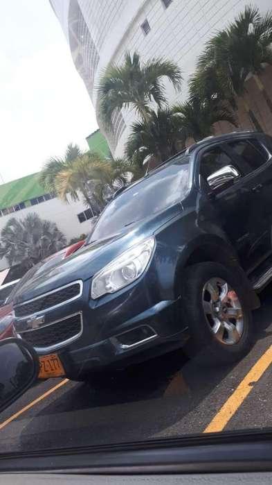 Chevrolet Trailblazer 2013 - 107000 km