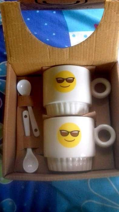 Emoji Smile Cup