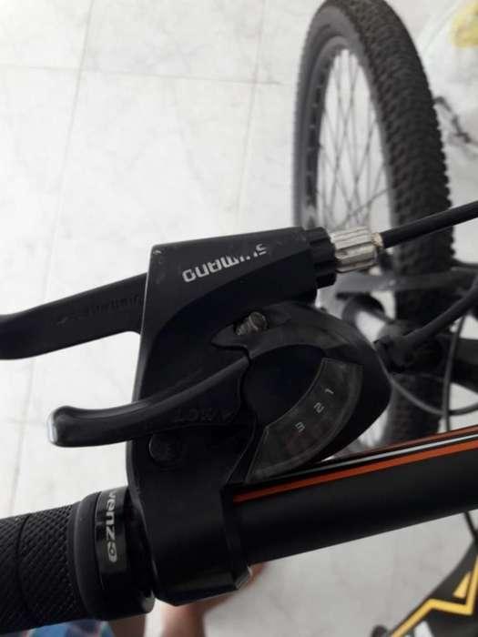 Bicicleta Venzo Rin 27.5