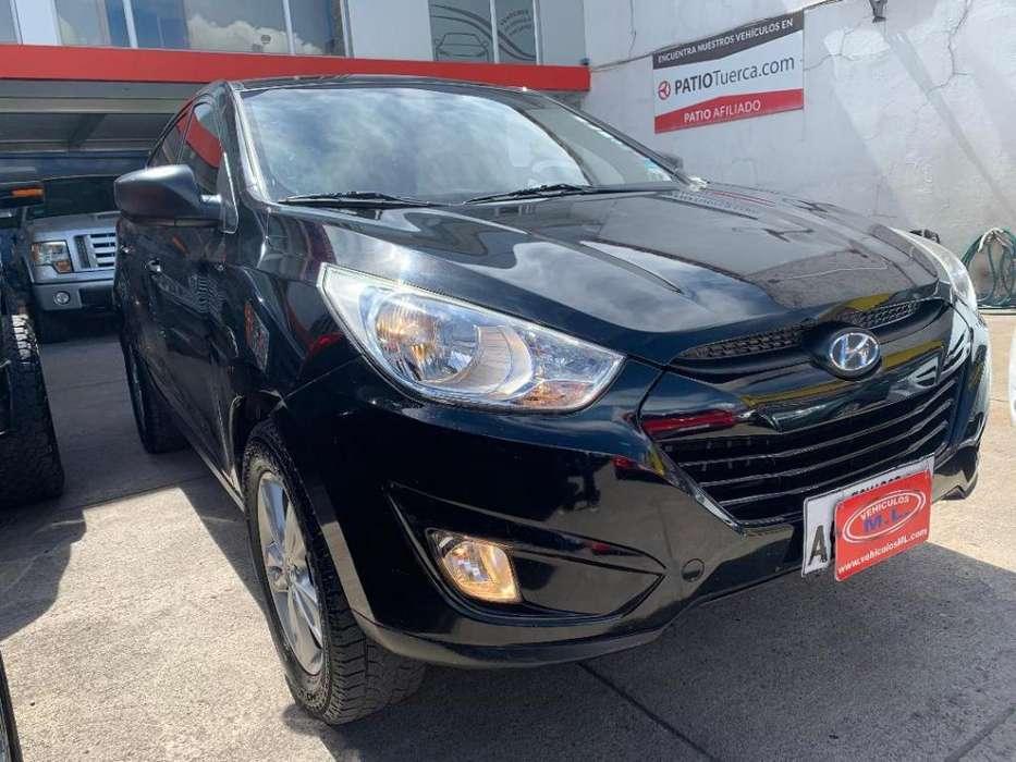 Hyundai Tucson 2011 - 90977 km