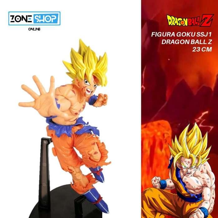 Figura de Colección de Dragon Ball Z