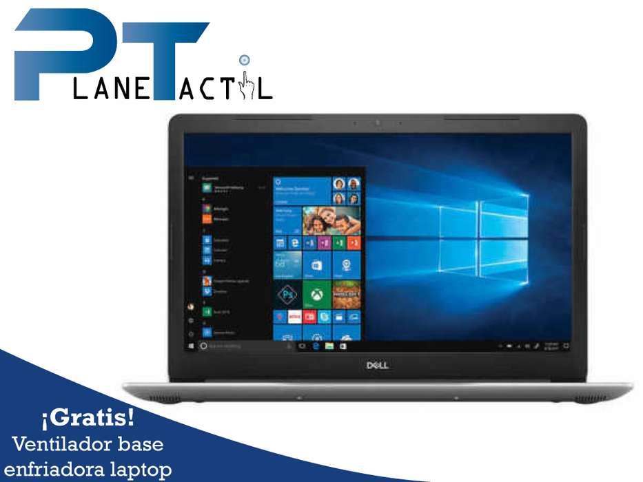 LAPTOP DELL I5570 PANTALLA TÁCTIL FHD, I7 8VA GEN, 12GB RAM, 1TB, DVD.