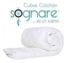 VENDO CUBRE <strong>colchon</strong> SOGNARE NUEVO LIQUIDO YA A 8.999