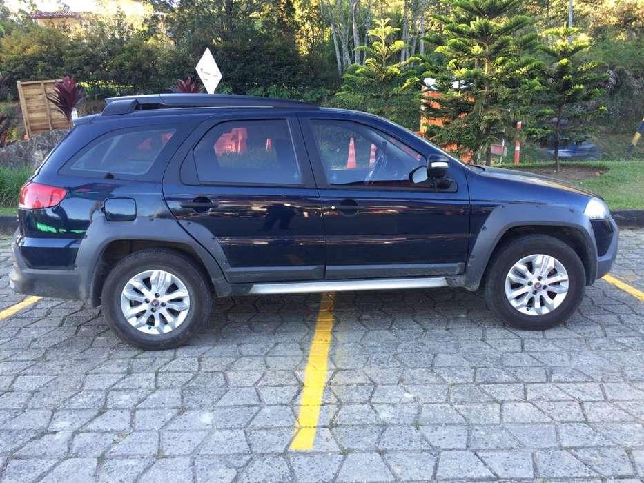 Fiat Adventure 2014 - 85100 km