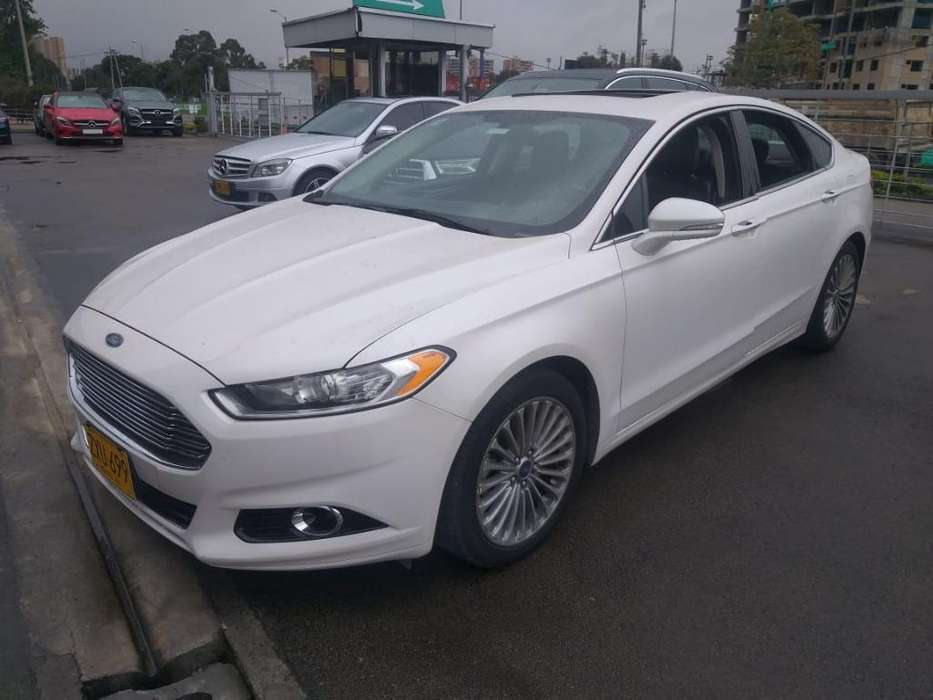 Ford Fusion 2014 - 24600 km