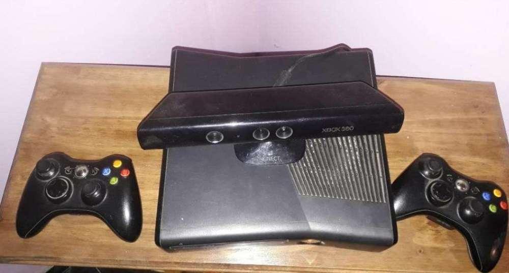 Vendo Xbox 360 con 1 Juego Incluido