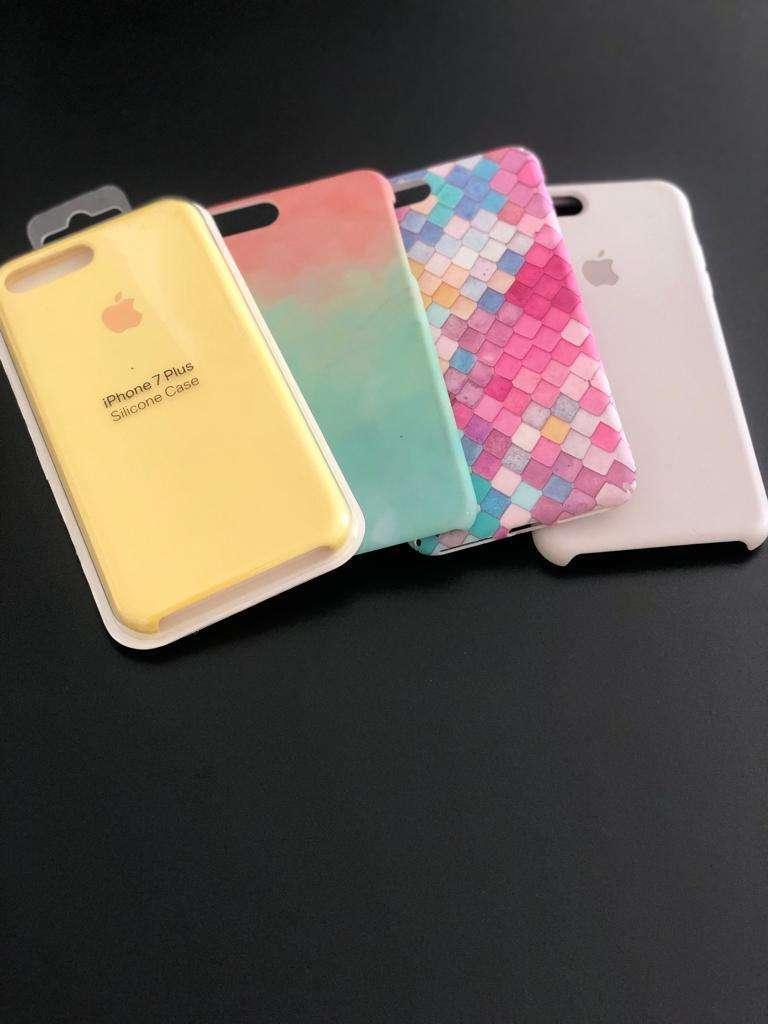Fundas iPhone 7 Plus Usadas