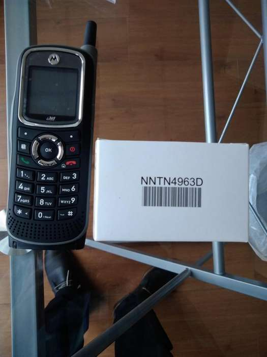Motorola i365 TP Refurbished ( Remanufacturados como nuevos)