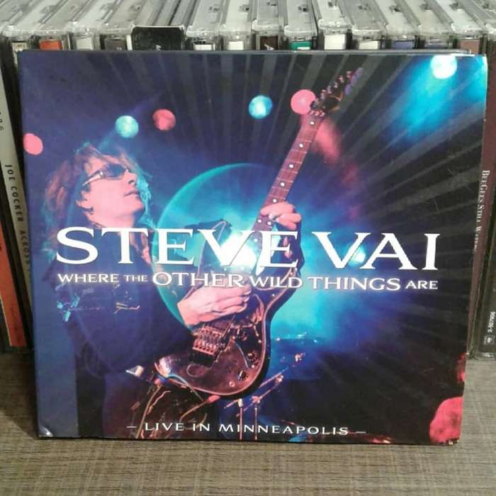 steve vai where the other wild things are