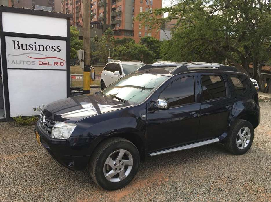 Renault Duster 2013 - 53472 km