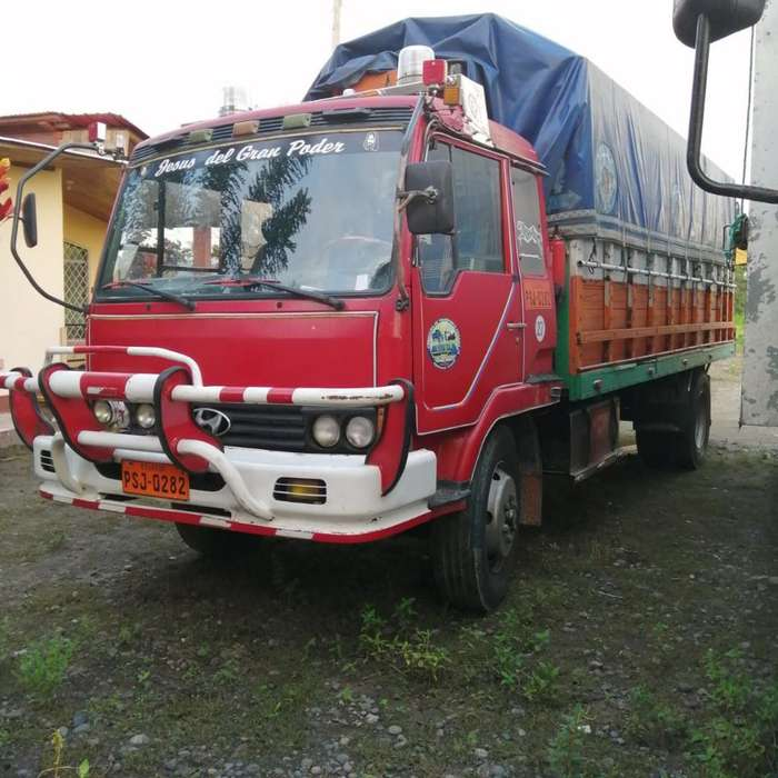 Vendo Camión Hyunday Truck 1996