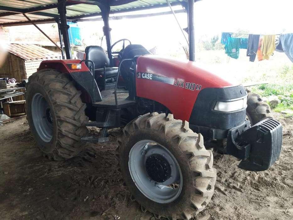 Vendo Tractor Agricola Jx U Eje Recto