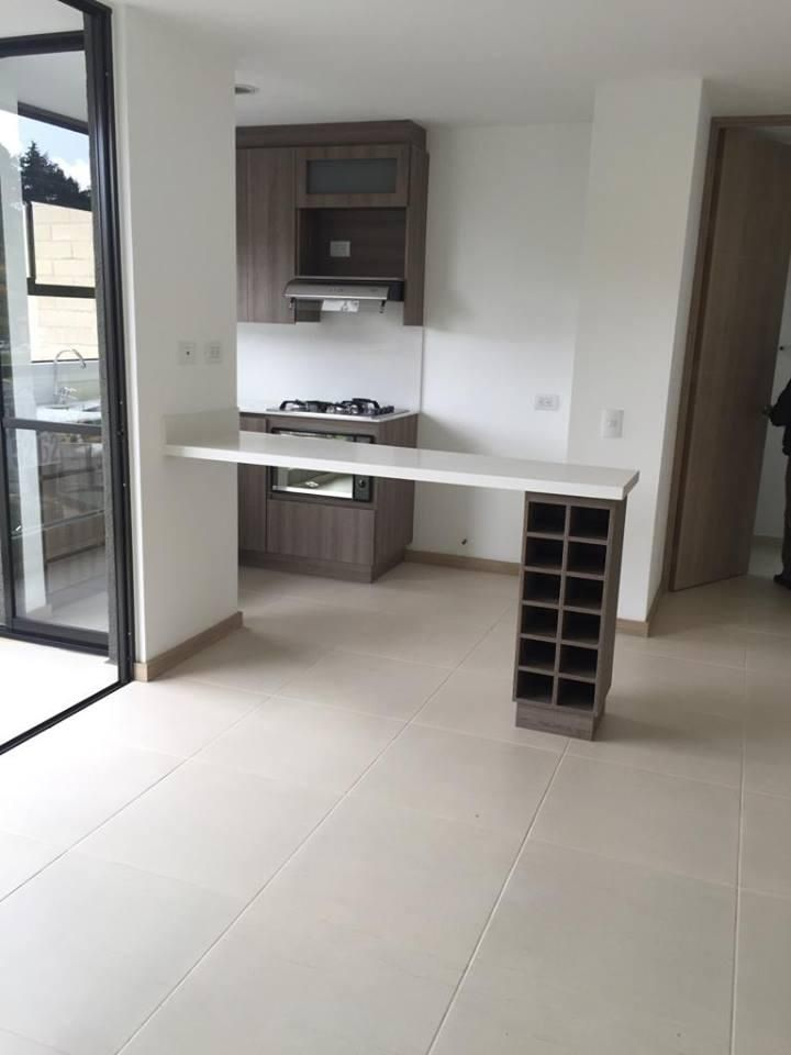 Apartamento Rionegro sector Barro Blanco en Remate