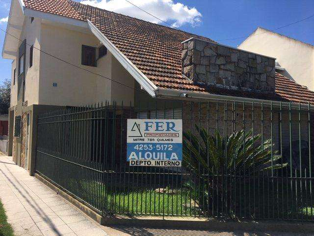 Loft en alquiler en Quilmes Oeste Centro