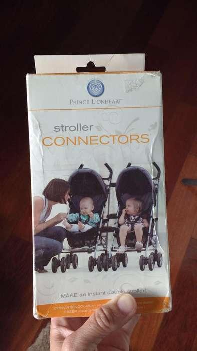 conectores de <strong>cochecito</strong>s
