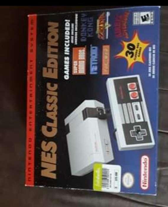 Nintendo Ness Classic