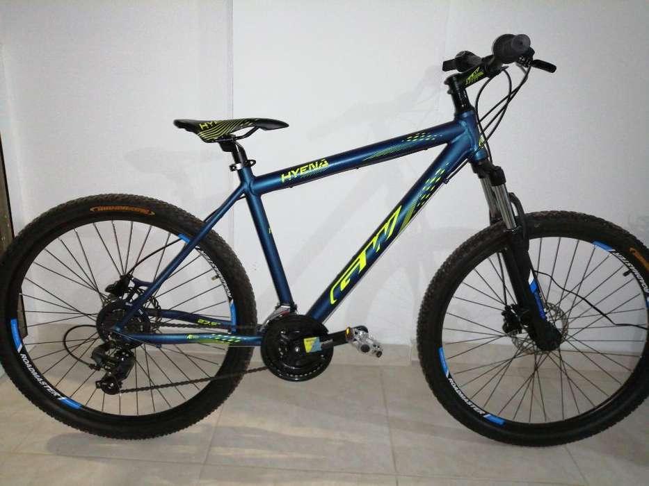 Bicicleta Gw Hyena - Freno Hidraulico