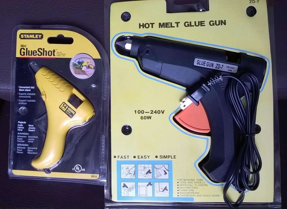 Pistola de Silicona Stanley Nueva