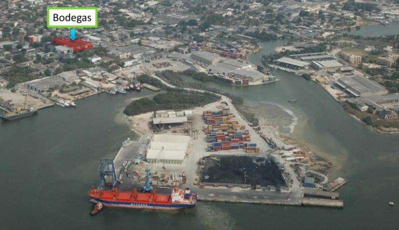 Cod. ABARE76161 Bodega En Arriendo En Cartagena Bosque
