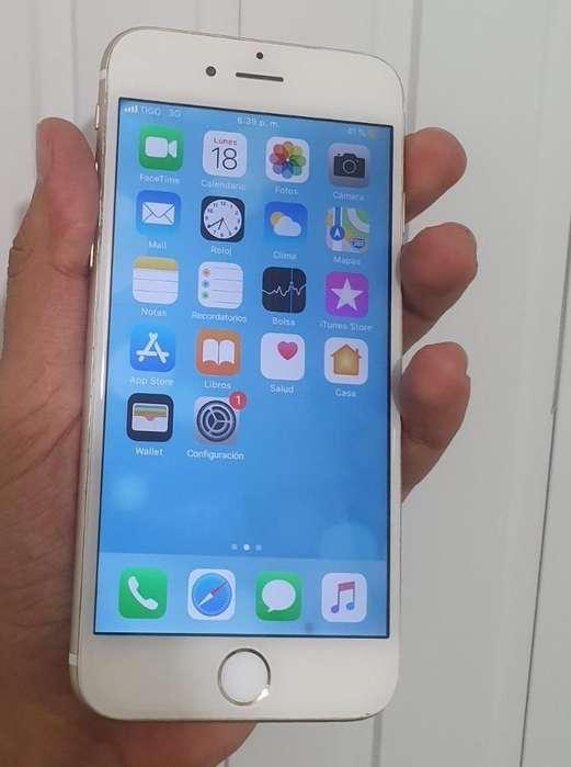 iPhone 6 16 Gb Gris Libre