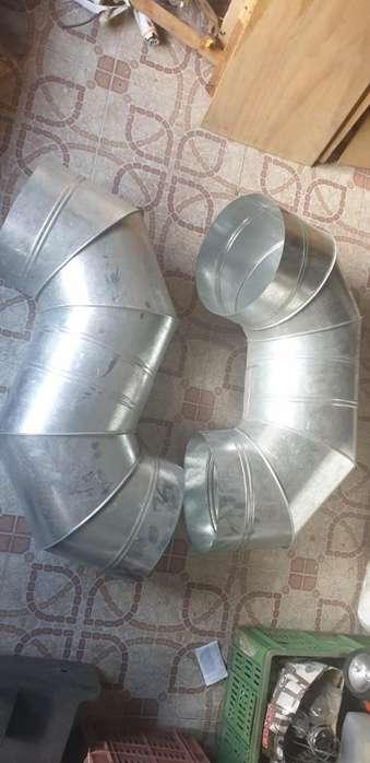 Ductos Flexibles de 12 Pulg