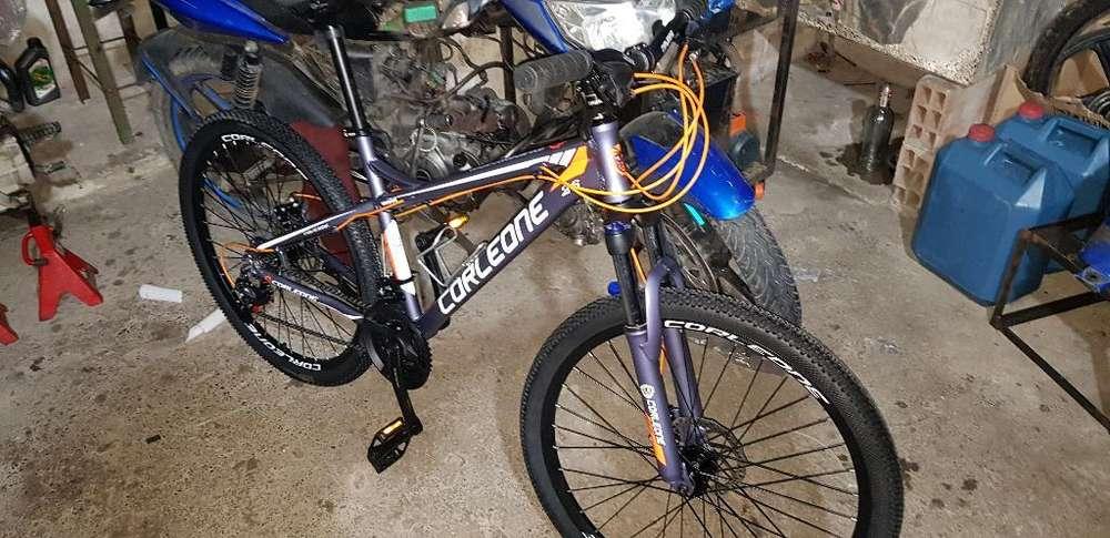 Bicicleta Aluminio Rin 26