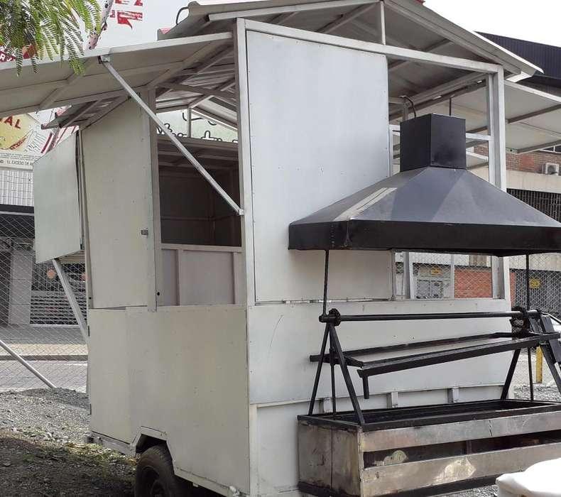 Food Truck Carro de Comidas Rapidas