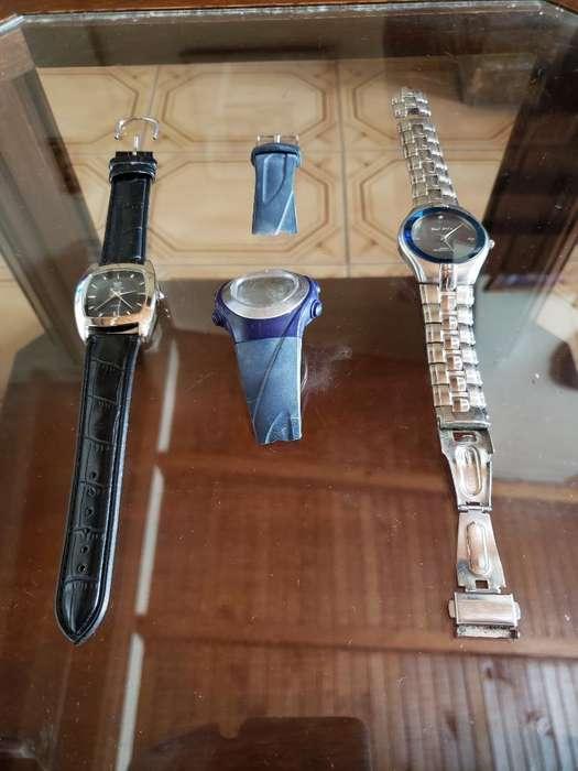 Lote 3 Relojes para Reparar