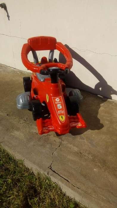 Andador Ferrari F1