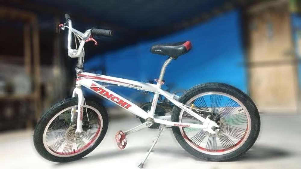 Bicicleta Color Blanco