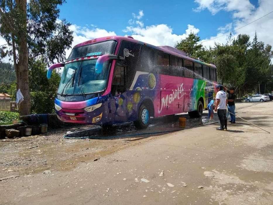 venta de bus interprovincial