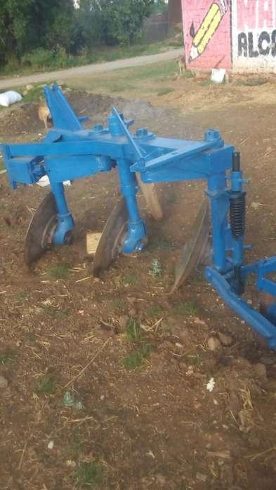 Tractores arado