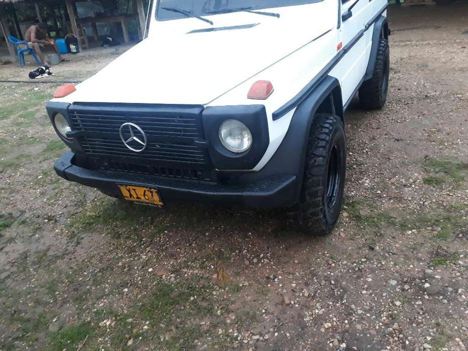 <strong>mercedes</strong>-Benz Clase G 1980 - 150000 km