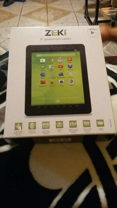 Vendo Tablet Zeki