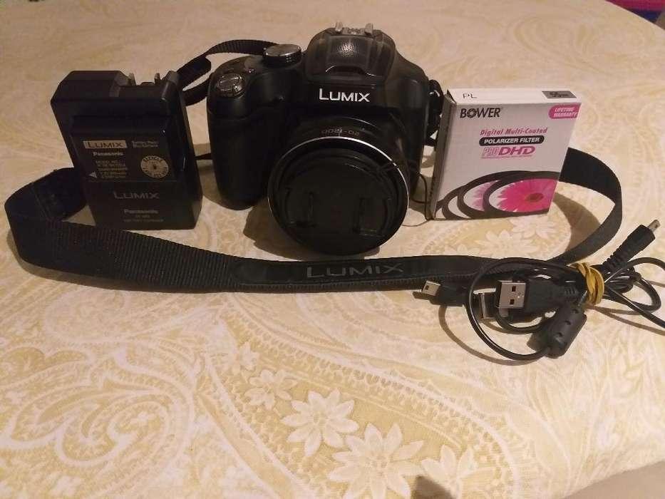 Camara Fotos Profesional Lumix Panasonic