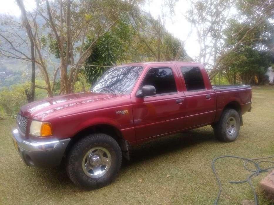 Ford Ranger 2002 - 240000 km