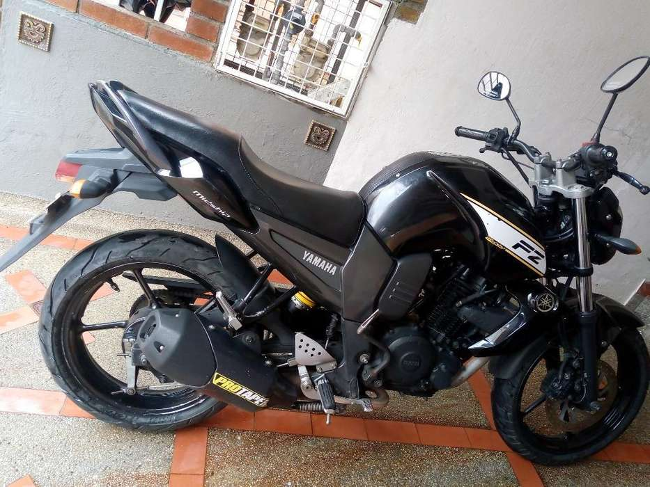 Vendo Moto Fz Modelo 2013