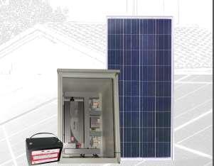 PLANTA ENERGÍA SOLAR 150Wp PS150-12P100-800M