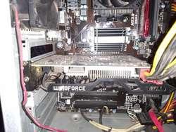 Placa de Video Gtx 750 Ti