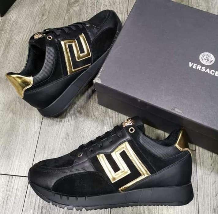 bf976dc1b9 Versace Colombia - Zapatos Colombia - Moda - Belleza