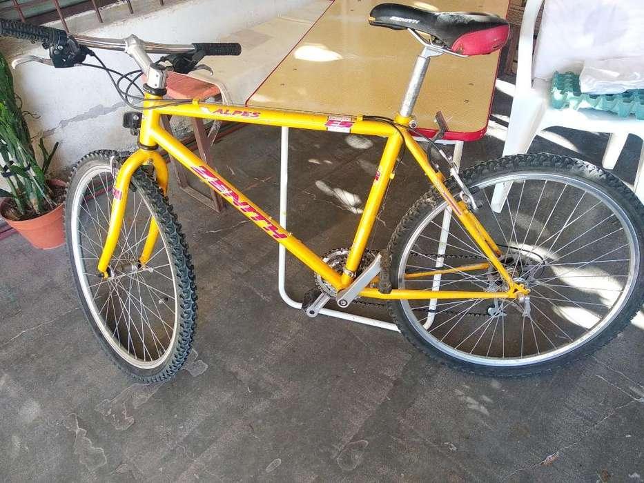 Bicicleta Zenith Alpes